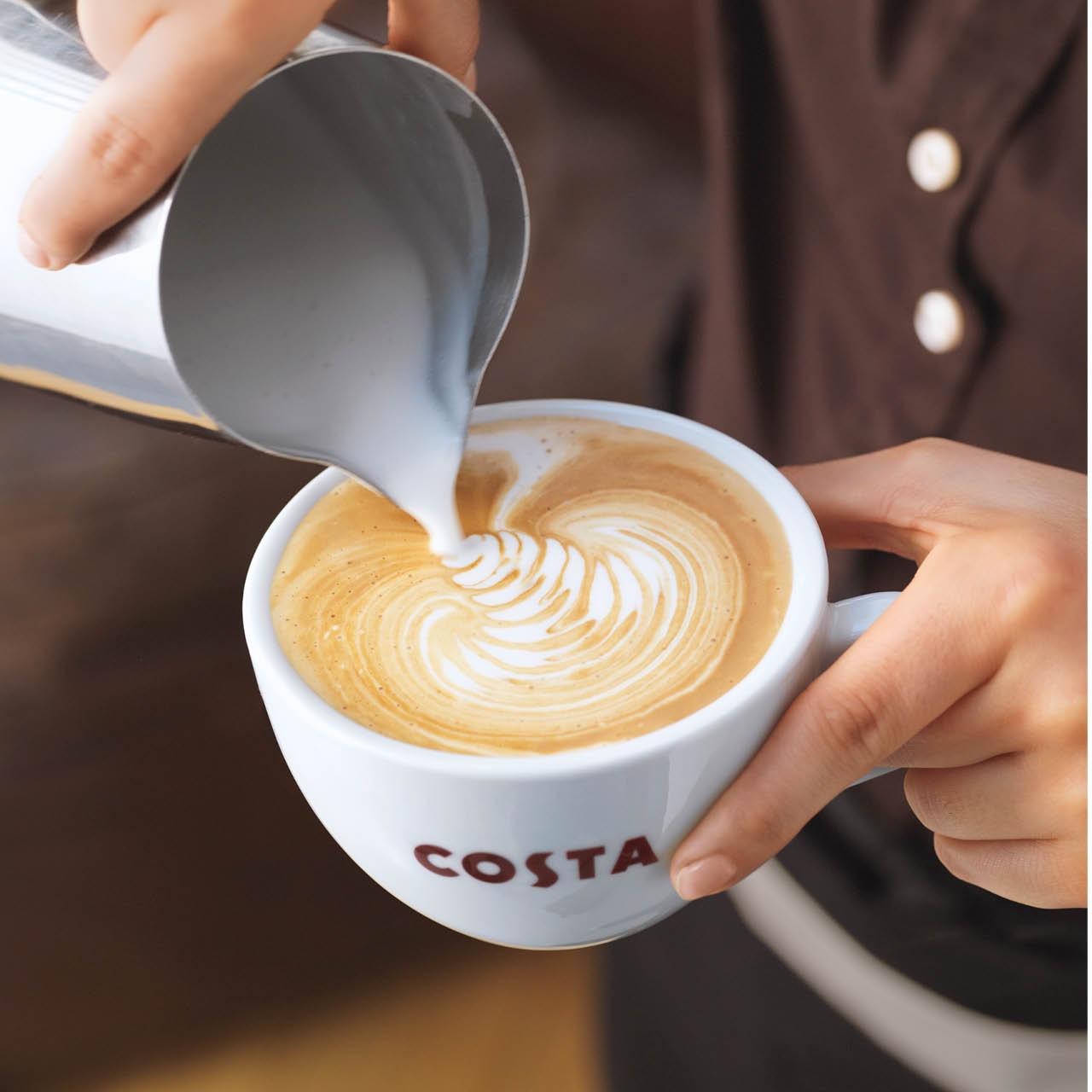 Staňte se odborníkem na techniku Latte Art